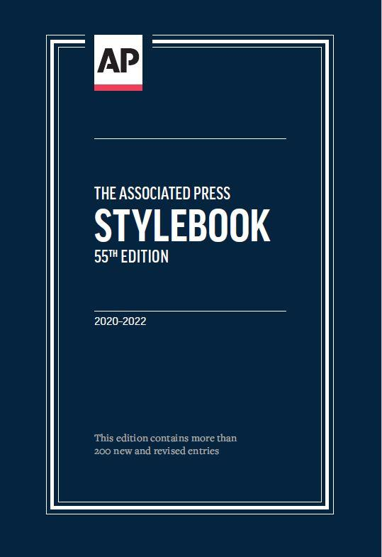 AP Definitive Source | Previewing a new AP Stylebook