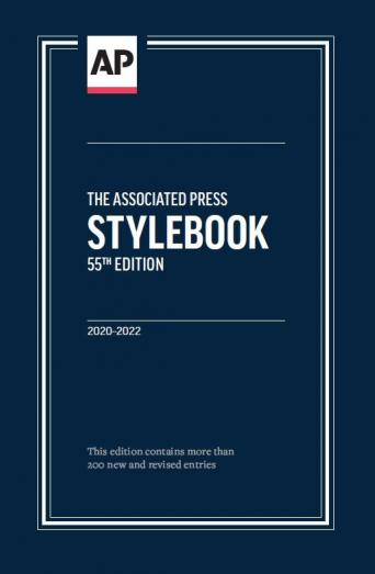 Stylebook 55Th Edition