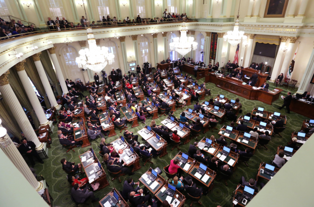 california legis