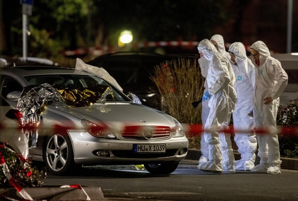 AP Definitive Source | 'Incredibly fast' coverage of Germany mass shooting