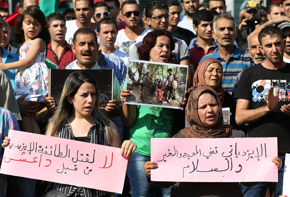 islamic-state-group-protest