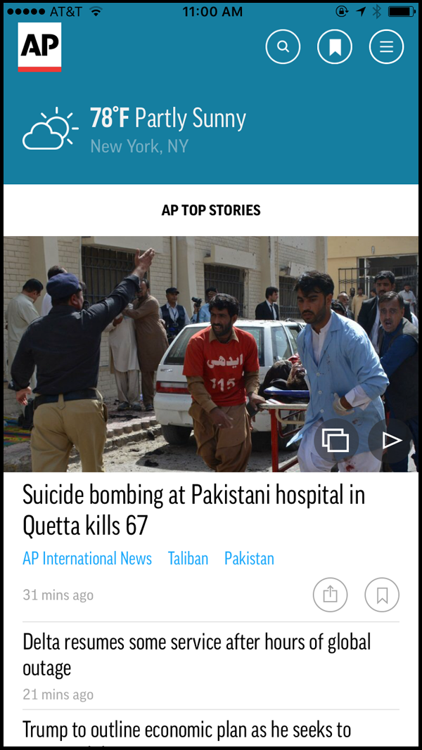 AP Definitive Source | Stay connected with the new AP News app